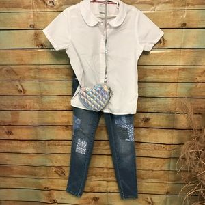 Fashion girl outfit size 8